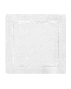 Rental store for 20 SQ HEMSTITCH WHITE NAPKIN in Portland OR