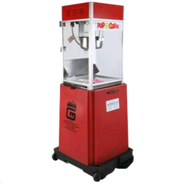 Where to find POPCORN MACHINE W STAND P60 in Portland