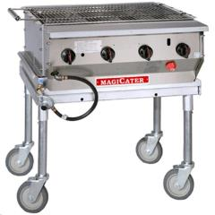 Rental store for 2X3 PROPANE MAGICATER BARBEQUE in Portland OR