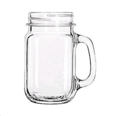 Rental store for MASON JAR W  HANDLE 16OZ GLASS in Portland OR