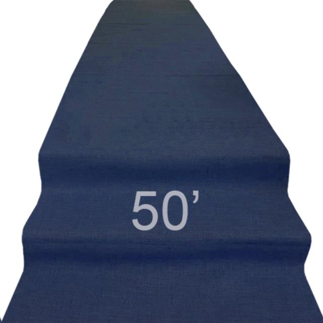 Where to find AISLE RUNNER, NAVY LINEN 50 in Portland