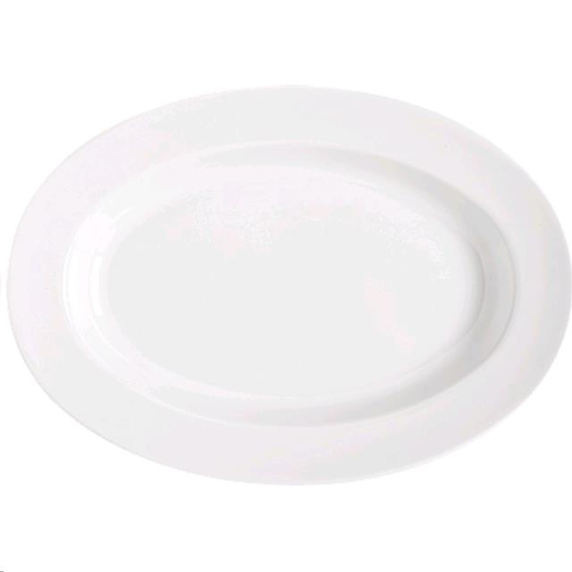 Where to find WHITE OVAL MELAMINE PLATTER 18 in Portland