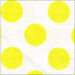 Rental store for 22 SQ YELLOW WHITE DOT NAPKIN in Portland OR