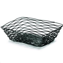Rental store for 9 X6 X2.5  BLACK RECTANGLE BASKET in Portland OR