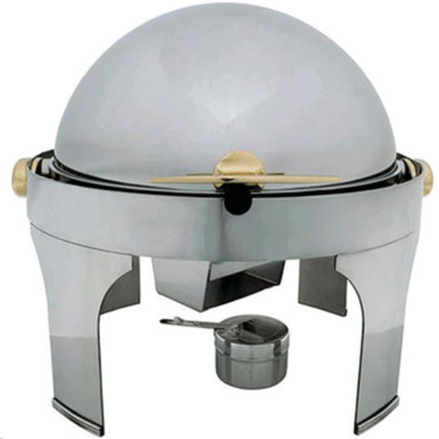 Where to find BRASS ROUND DELUXE CHAFER in Portland