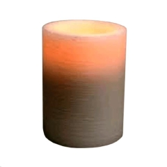 Rental store for IVORY 3 X4  LED PILLAR CANDLE in Portland OR