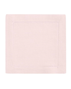 Rental store for 20 SQ HEMSTITCH PINK NAPKIN in Portland OR