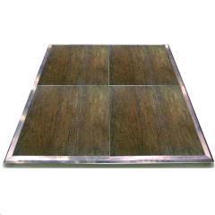 Rental store for RUSTIC CEDAR VINYL 3 X4  DANCE FLOOR in Portland OR
