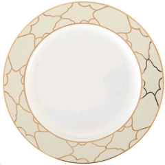 Rental store for KATHERINE GOLD DINNER PLATE in Portland OR