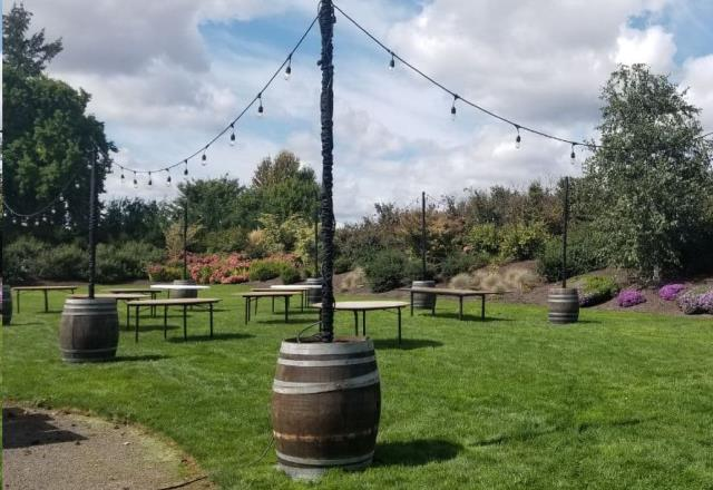 Where to find WINE BARREL PKG FOR LIGHTS in Portland