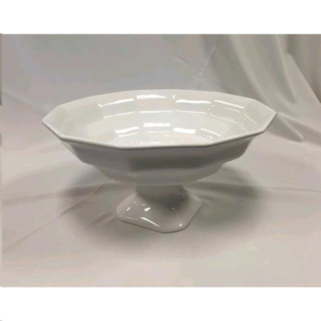 Where to find WHITE PEDESTAL BOWL in Portland