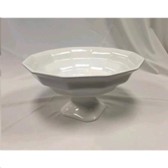 Rental store for WHITE PEDESTAL BOWL in Portland OR