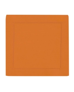 Rental store for 20 SQ HEMSTITCH MANGO NAPKIN in Portland OR
