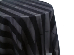 Rental store for ORGANZA STRIPE BLACK in Portland OR