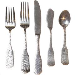 Rental store for HAMMERED FLATWARE in Portland OR
