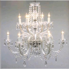 Rental store for VENETIAN CRYSTAL CHANDELIER in Portland OR