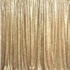 Rental store for 10 H SEQUIN PIPE   DRAPE 10FT SECTION in Portland OR