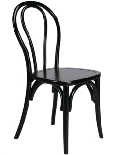 Rental store for BLACK BENTWOOD CHAIR in Portland OR