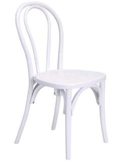 Rental store for WHITE BENTWOOD CHAIR in Portland OR