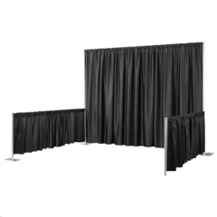 Rental store for 10X10 PIPE   DRAPE BOOTH in Portland OR