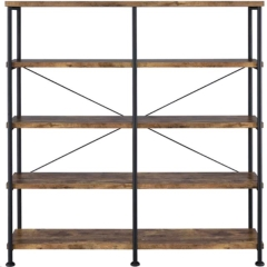 Rental store for THEA WOOD BLACK ETAGERE SHELVES in Portland OR