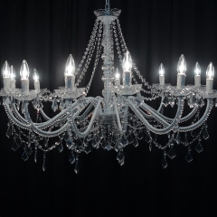 Rental store for ROYAL CRYSTAL CHANDELIER in Portland OR
