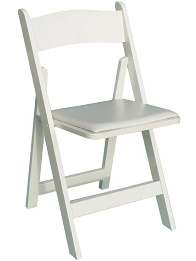Where to find WHITE RESIN CHAIR in Portland