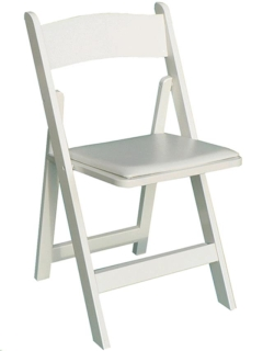 Rental store for WHITE RESIN CHAIR in Portland OR
