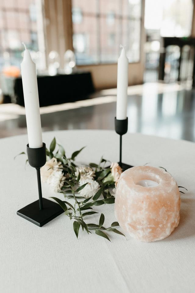 Where to find IRON TAPER CANDLE HOLDER in Portland