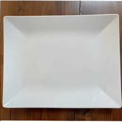 Rental store for WHITE RECTANGLE PLATTER 10 X12 in Portland OR