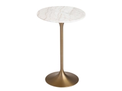 Rental store for 27 RD MARBLE TULIP TABLE 42 H in Portland OR