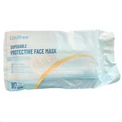 Rental store for DISPOSABLE FACE MASK, 10CT in Portland OR