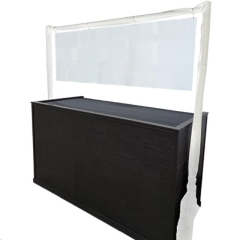 Rental store for PLEXI SHIELD KIT 8FT WHITE in Portland OR