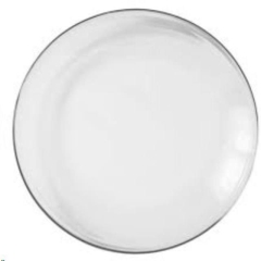 Rental store for GLASS COUPE DINNER PLATE in Portland OR