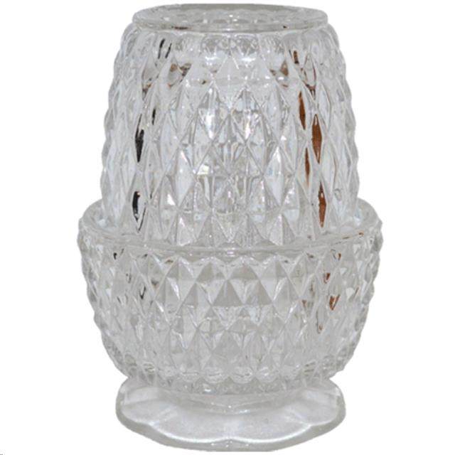 Where to find CUTGLASS ANGEL LAMP in Portland