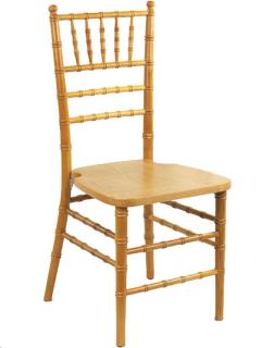 Rental store for NATURAL CHIAVARI CHAIR in Portland OR