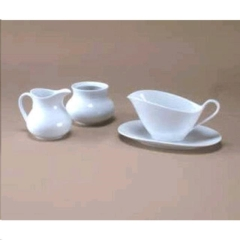 Rental store for WHITE CHINA SUGAR BOWL 11OZ in Portland OR