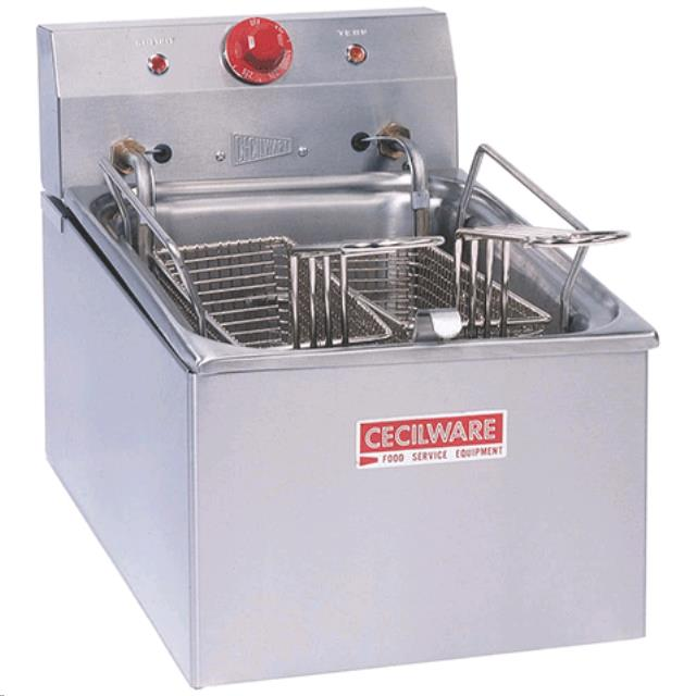 Where to find DEEP FAT FRYER ELECTRIC TWO BASKET in Portland