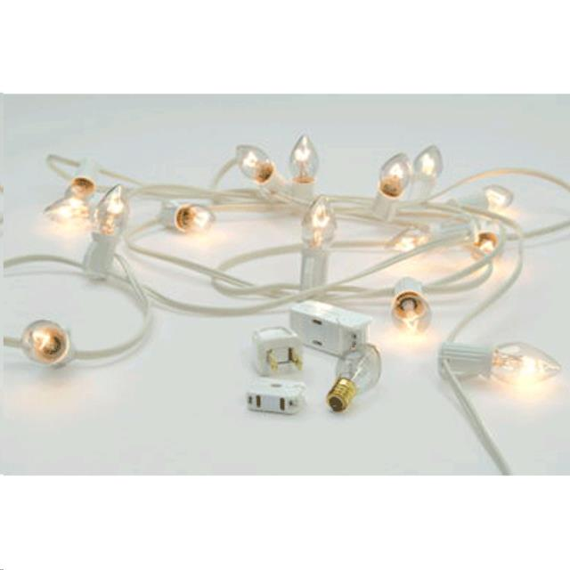 Where to find WHITE STRING LIGHTS PER FT in Portland