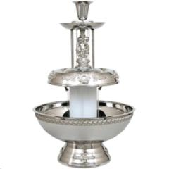 Rental store for BEV FOUNTAIN 5GAL SILVER ORNATE in Portland OR