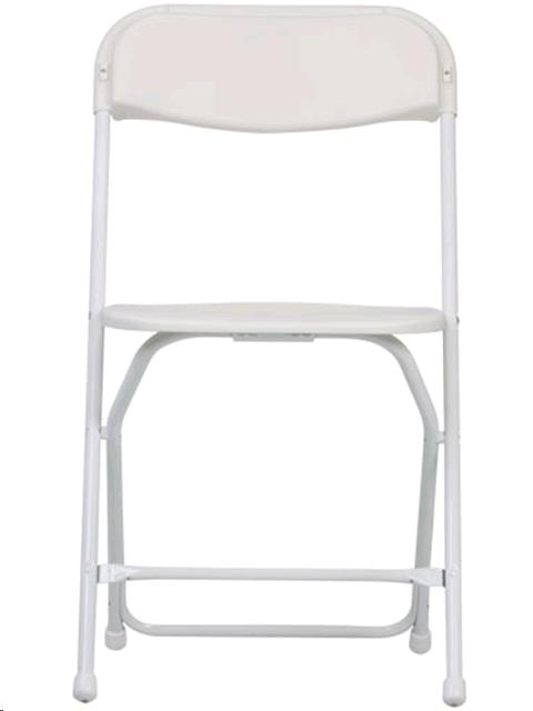 Rent Plastic Folding Chairs
