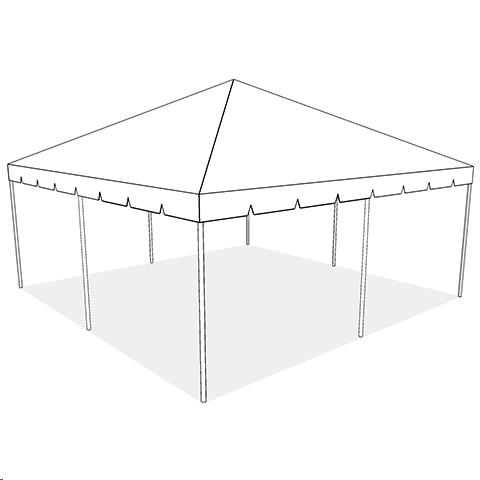 Rent White Tents
