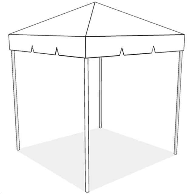 Where to find WHITE TENTS 8X8 in Portland  sc 1 st  The Party Place & White tents 8x8 rentals Portland OR | Where to rent white tents ...