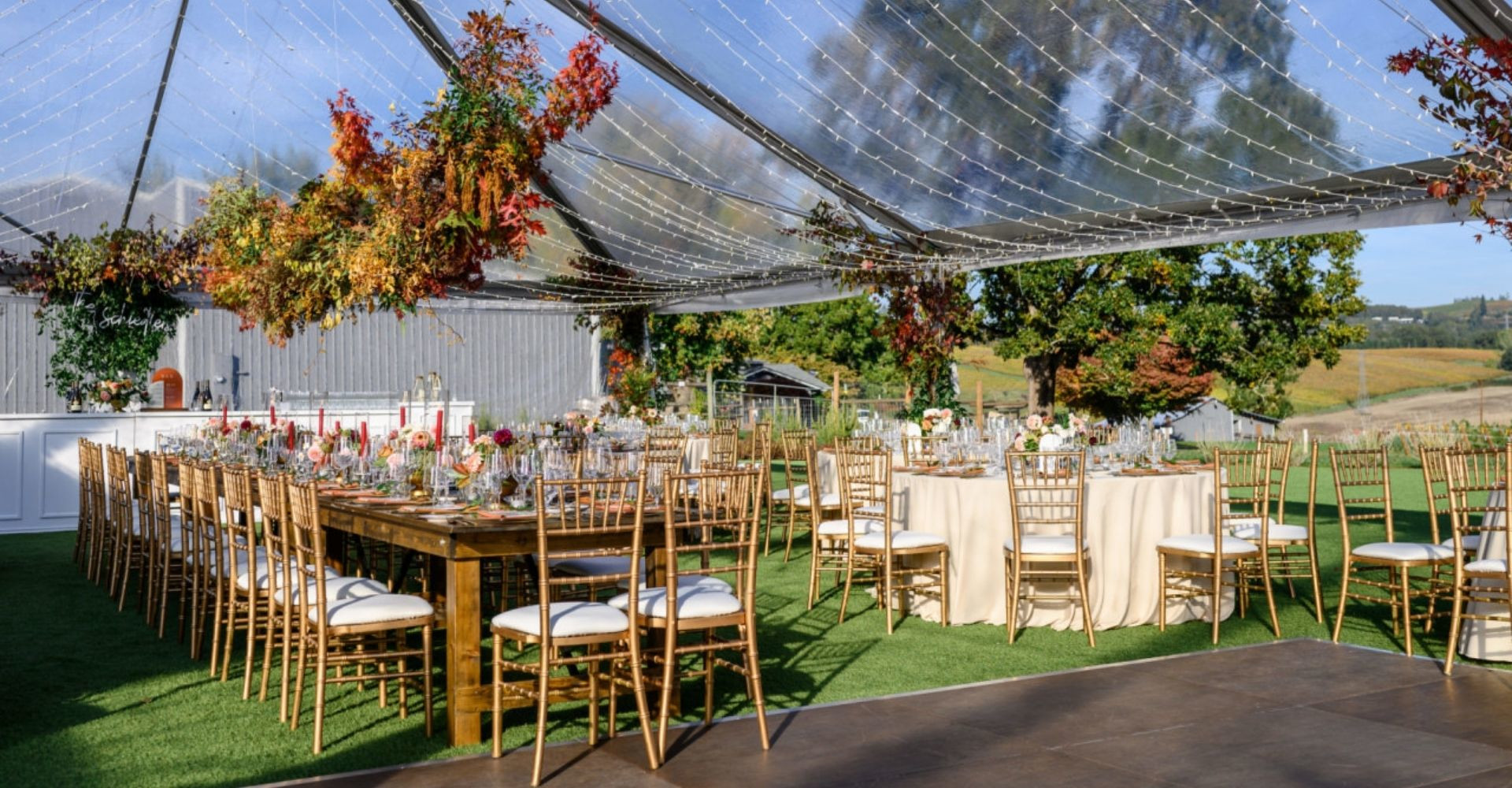 Special Event & Party Rentals in Portland